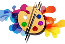 Artist Palette