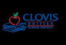 Clovis Unified Logo