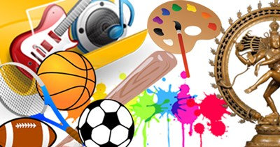 Music, art, and sports for students